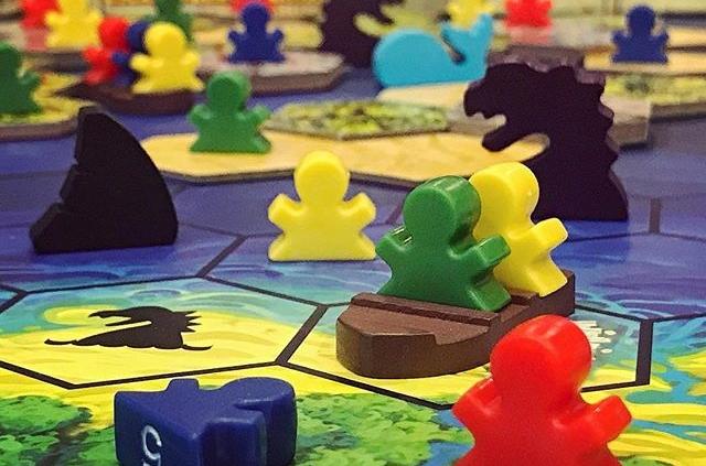 the-island-juego-de-mesa