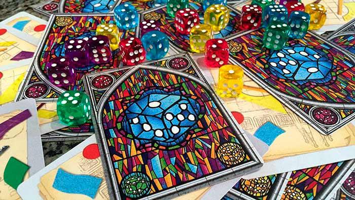 Opinion juego de mesa sagrada