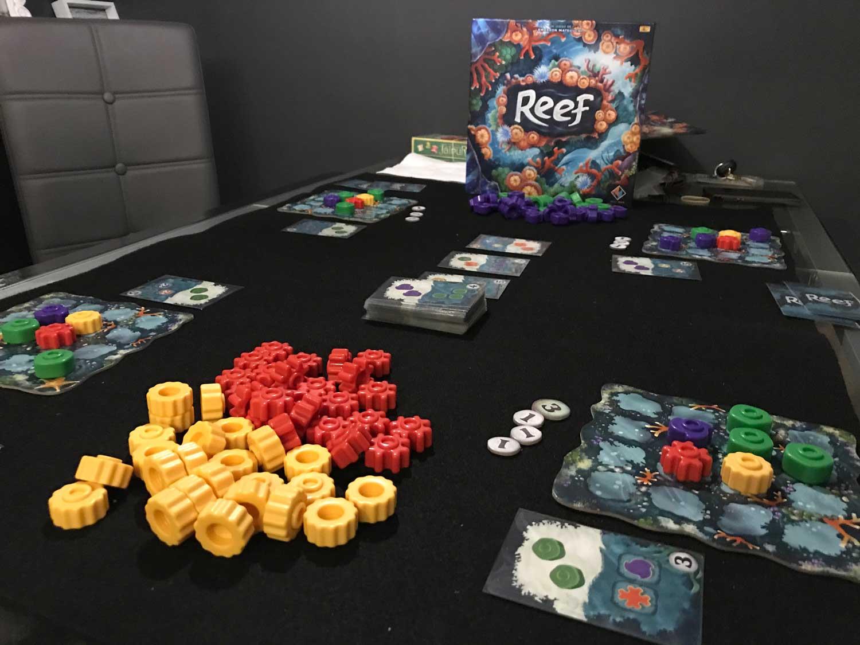 Reef Juego De Mesa Analisis Opiniones Y Donde Comprar
