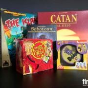 Los juegos de mesa más vendidos