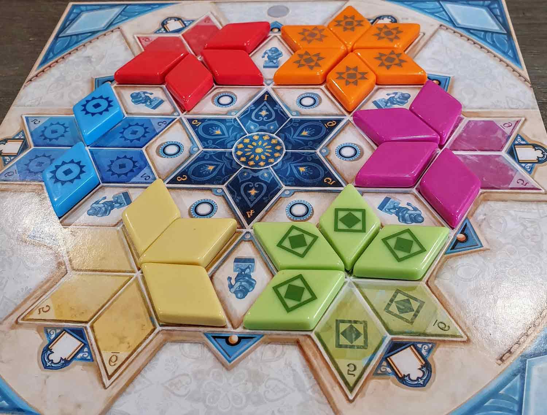 azul-summer-pavilion-juego-mesa