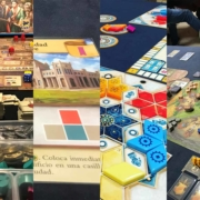 Los juegos de mesa de febrero 2020