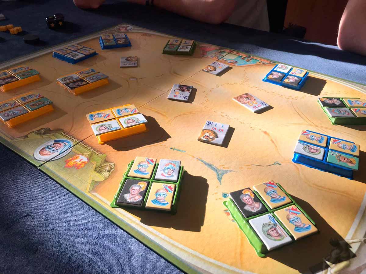 klash-gladiator-juego-mesa