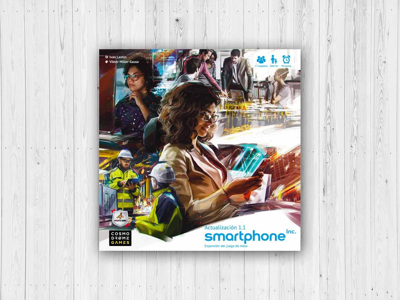 smartphone-inc-expansion-juego-mesa-resena-opiniones